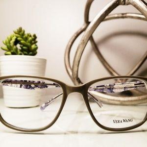 Vera Wang Women's Optical Frame.